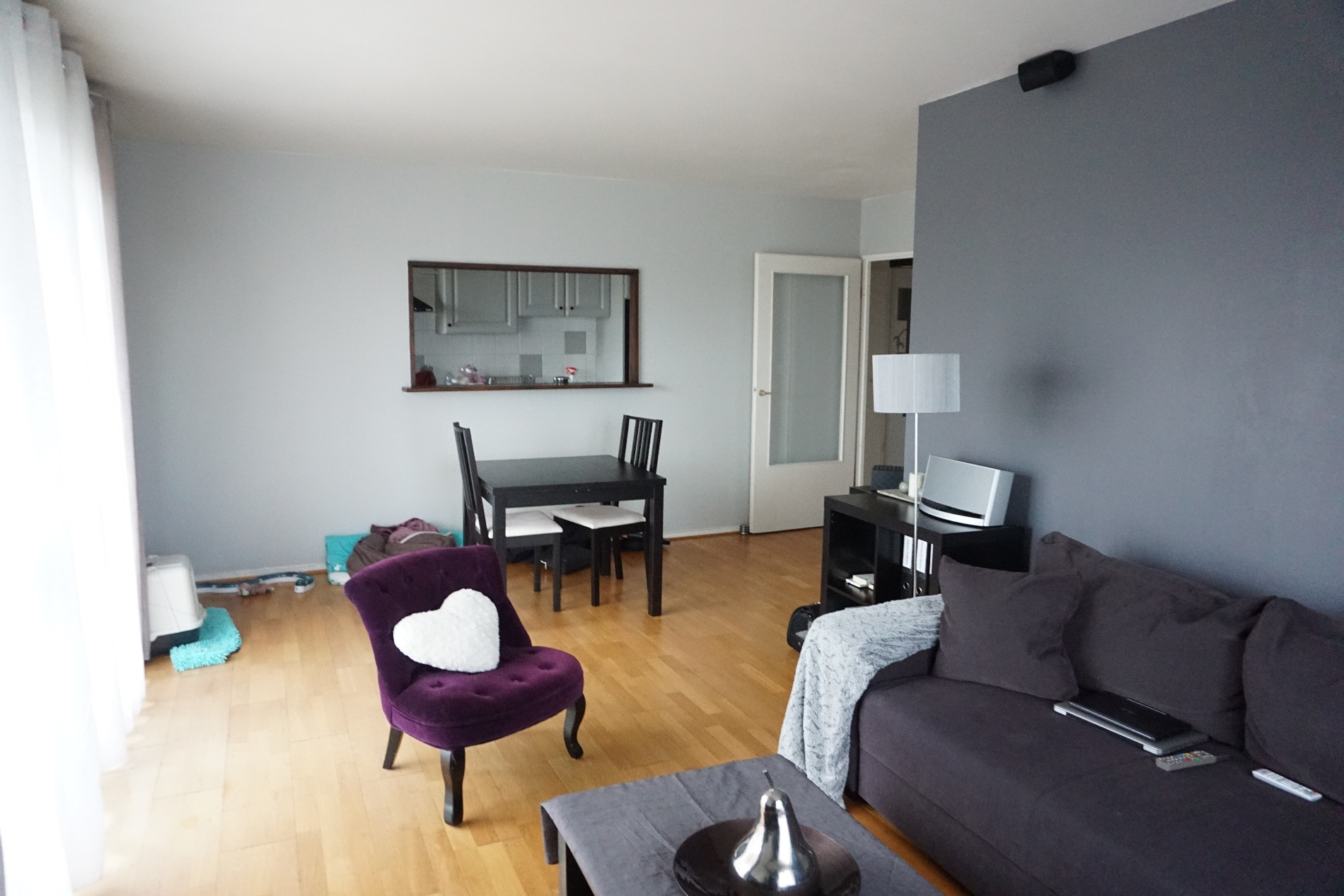 Vente appartement box en sous sol d 39 un parking ext rieur for Prix d un sous sol