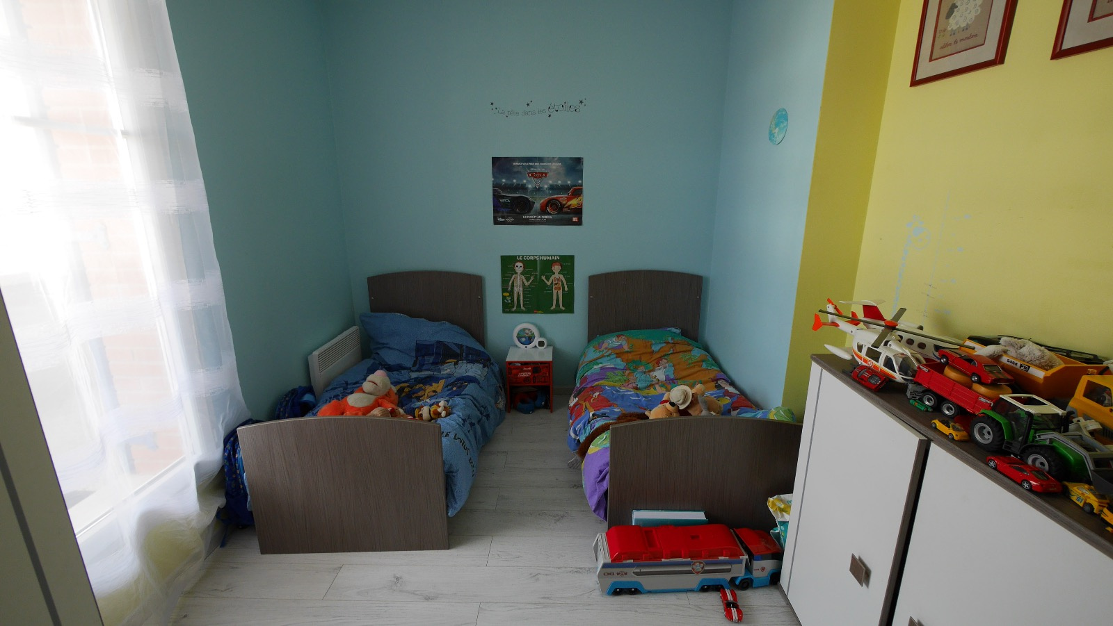 appartement f 1 magny
